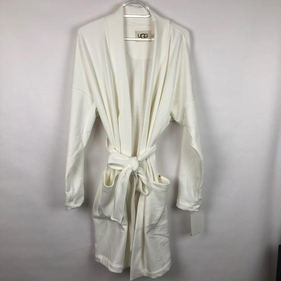 UGG Other - UGG Braelyn Robe Cream  Medium  NWT